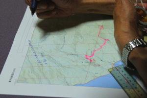 地図とコンパス2