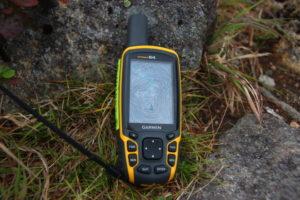 登山GPS