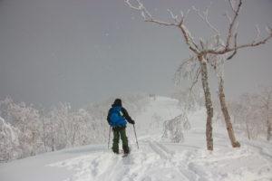 タケノコ山