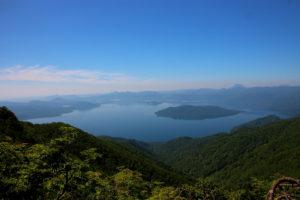 藻琴山からの展望