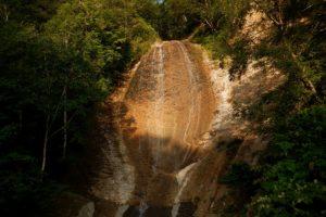 メロンの滝