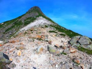 知床硫黄山